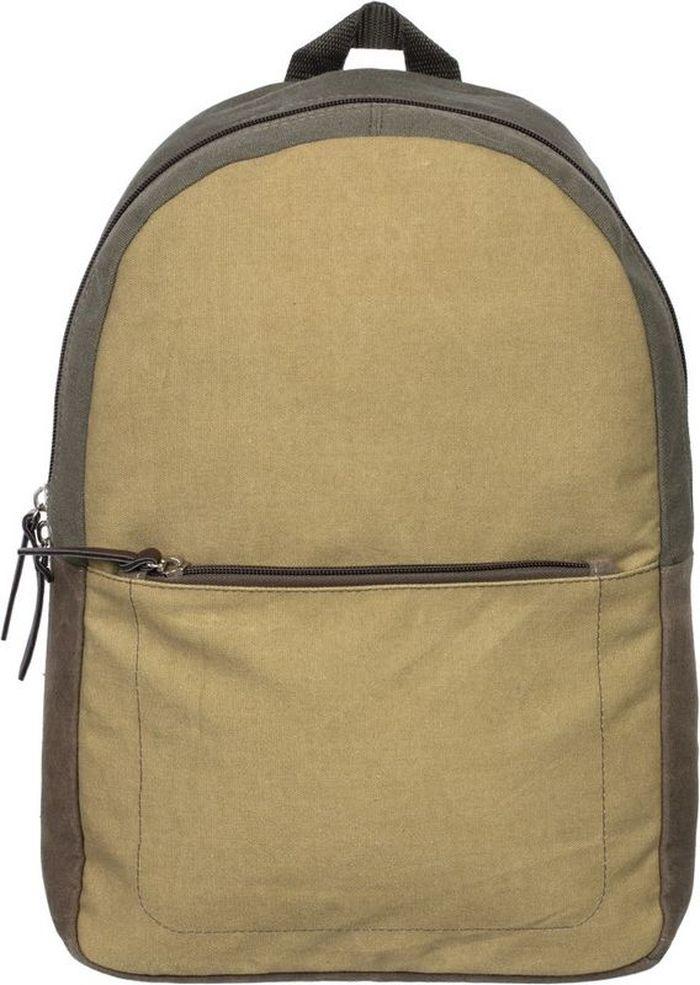 №1 School Рюкзак молодежный цвет хаки678888Молодежный рюкзак для парней идевушек, без наполнения. Практичный вместительный рюкзак содним просторным отделением надвухсторонней молнии. Снаружи один Объемный пришивной карман намолнии. Имеет ручку, регулируемые мягкие плечевые лямки для комфортной посадки. Предназначен для учащихся средних истарших классов, атакже для студентов. Размер рюкзака— 400?280?130мм. Вес— 300 г. Объем— 13 литров. Материал— полиэстер.