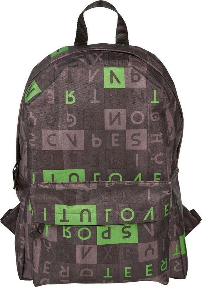 №1 School Рюкзак молодежный Буквы678897Молодежный рюкзак для парней и девушек, без наполнения. Практичный вместительный рюкзак с одним просторным отделением на двухсторонней молнии. Снаружи один Объемный пришивной карман на молнии. Имеет ручку, регулируемые мягкие плечевые лямки для комфортной посадки. Предназначен для учащихся средних и старших классов, а также для студентов. Размер изделия - 300х390х140 мм. Вес изделия - 300 г. Объем - 13 л.