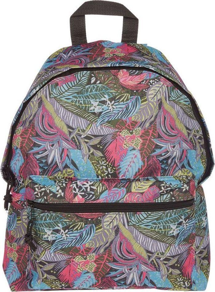 №1 School Рюкзак молодежный Листья678899Молодежный рюкзак для парней и девушек, без наполнения. Практичный вместительный рюкзак с одним просторным отделением на двухсторонней молнии. Снаружи один Объемный пришивной карман на молнии. Имеет ручку, регулируемые мягкие плечевые лямки для комфортной посадки. Предназначен для учащихся средних и старших классов, а также для студентов. Размер изделия - 300х390х140 мм. Вес изделия - 300 г. Объем - 13 л.
