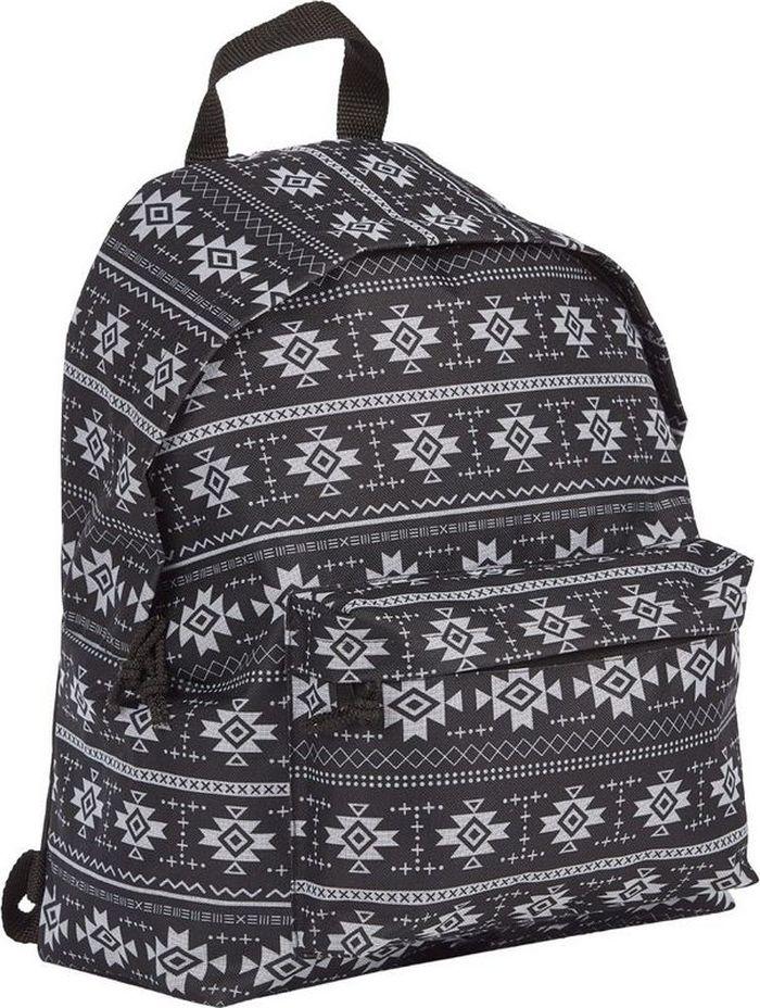 №1 School Рюкзак молодежный Этнические узоры 1 school рюкзак молодежный фламинго