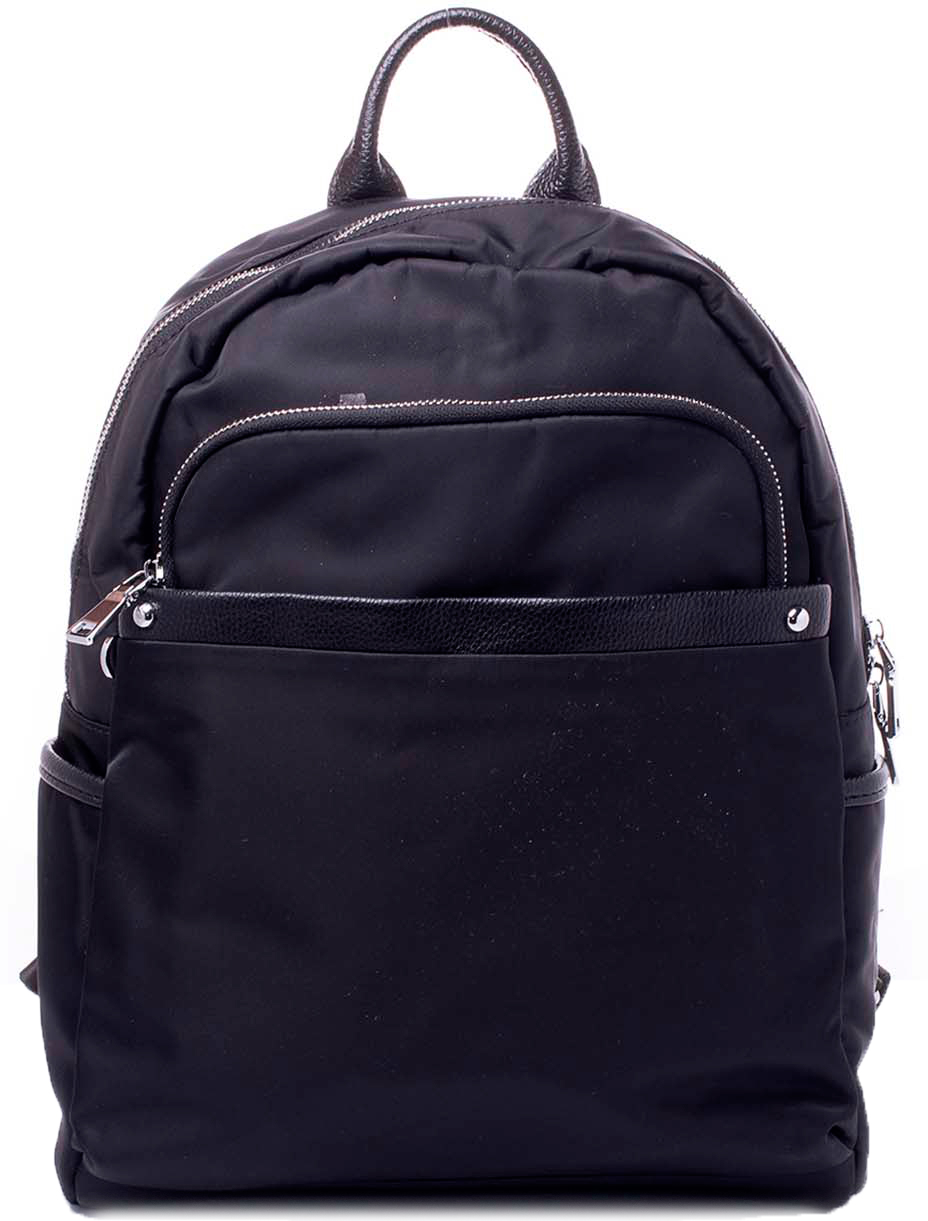 Рюкзак женский Baggini, цвет: черный. 25002/10