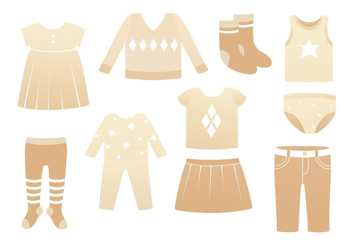 Набор наклеек Все на местах, для детской комнаты, цвет: бежевый, 2 листа190103Наклейки можно использовать на любой горизонтальной или вертикальной поверхности. Наклейки на ящиках детского комода помогут вашему малышу найти нужную вещь, и поспособствуют приучению ребенка к порядку. Игра в одевание нарисованной куклы в разные одежки - отличная развивающая игра. В отличие от рисунка, наклейки можно наклеить и снять, не оставляя следов.