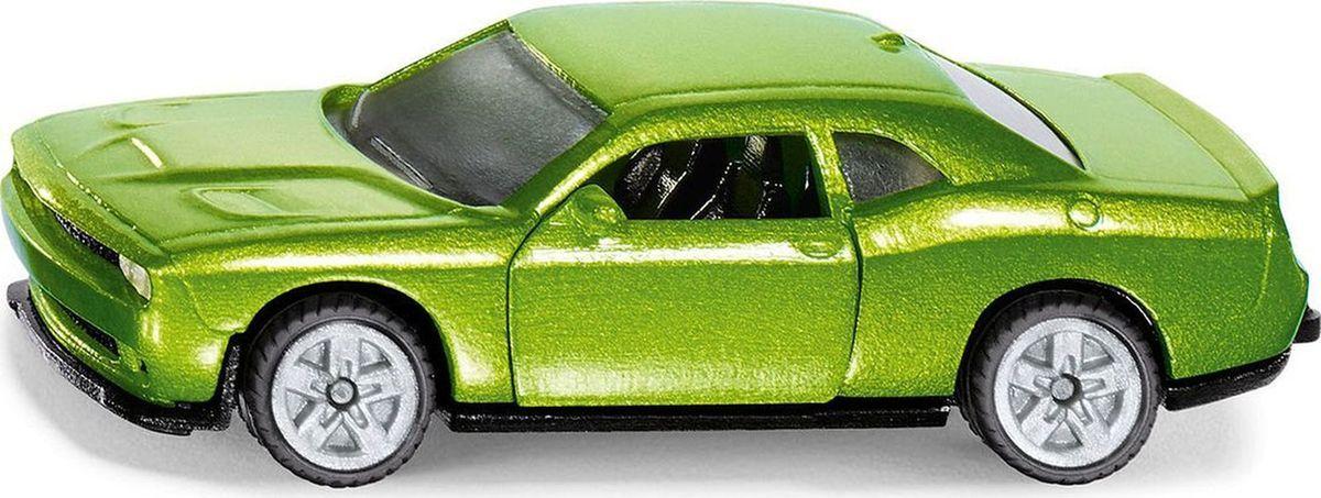 Siku Машинка Dodge Challenger SRT Hellcat siku модель автомобиля игрушка автомобиль детские игрушки skuc1895