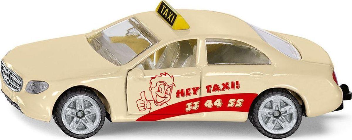 Siku Машинка Такси автомобиль siku бугатти eb 16 4 1 55 красный 1305
