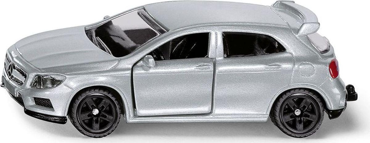 Siku Машинка Mercedes-Benz GLA 45 AMG siku внедорожник jeep wrangler с прицепом для перевозки лошадей