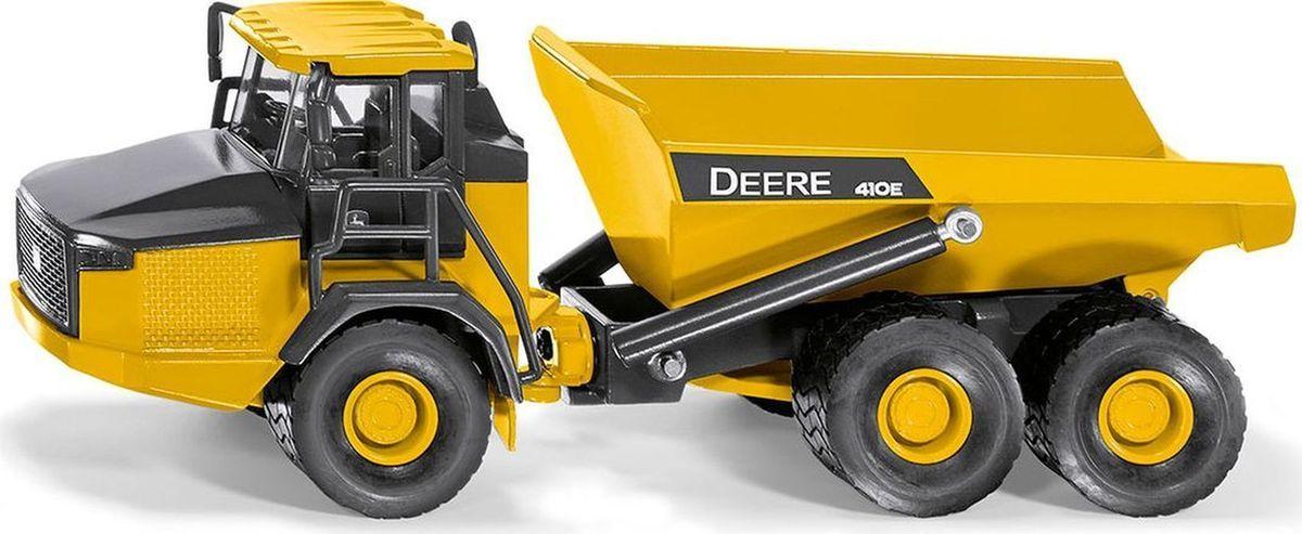 Siku Самосвал John Deere трактор tomy john deere зеленый 19 см с большими колесами звук свет