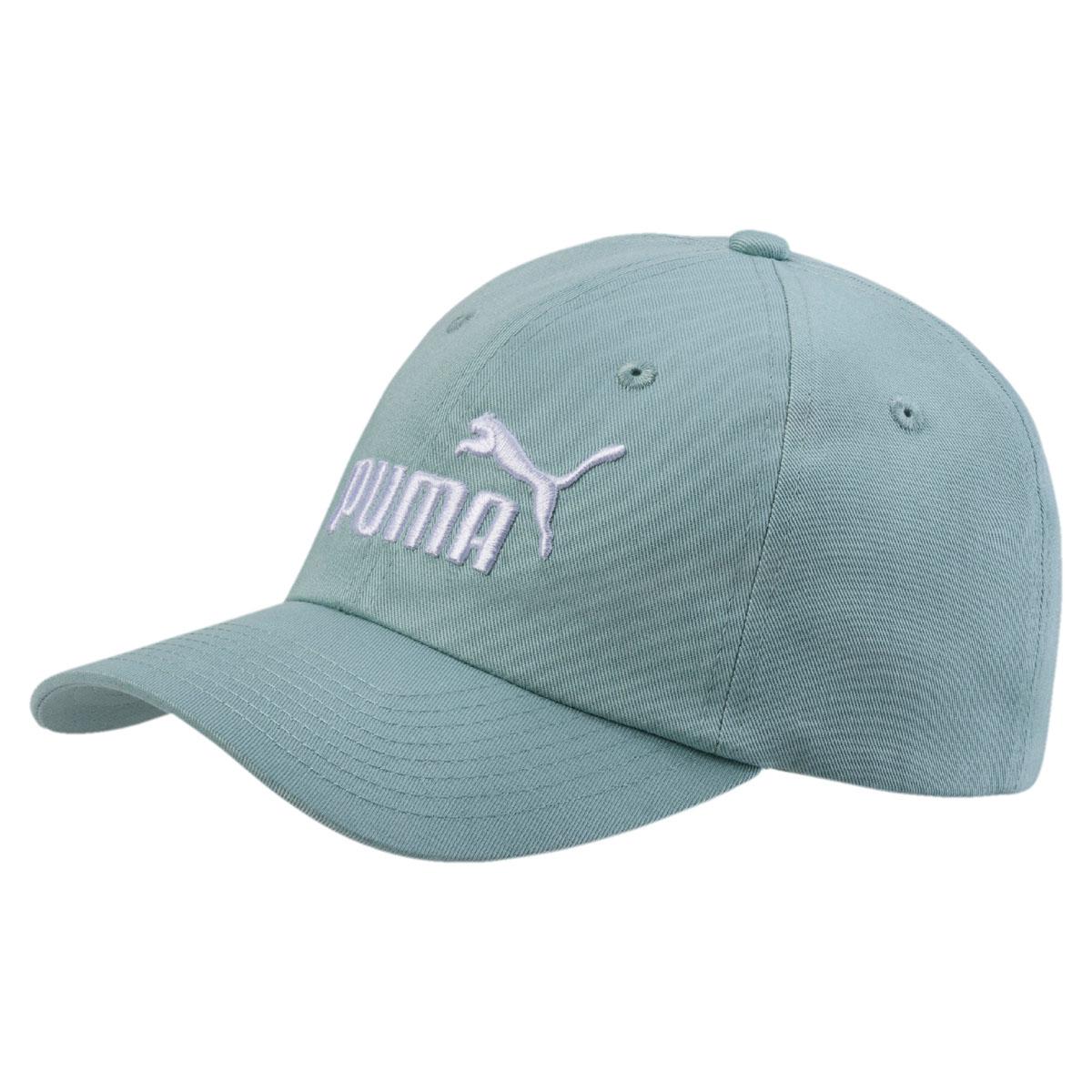 Бейсболка для мальчика Puma ESS Cap Jr, цвет: голубой. 02168818. Размер универсальный