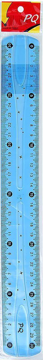 Линейка гибкая цвет синий 30 см 13020531302053Линейка — необходимый инструмент рабочего стола.Линейка может понадобиться при изучении любого школьного предмета. Провести прямую линию и начертить отрезок на уроке математики? Легко! Подчеркнуть подлежащее, сказуемое или деепричастный оборот в домашнем задании по русскому языку? Проще простого!Возможности применения этого приспособления широки: оно пригодится как на занятиях в учебном заведении, так и при выполнении работы дома, а также поспособствует развитию начальных навыков черчения!