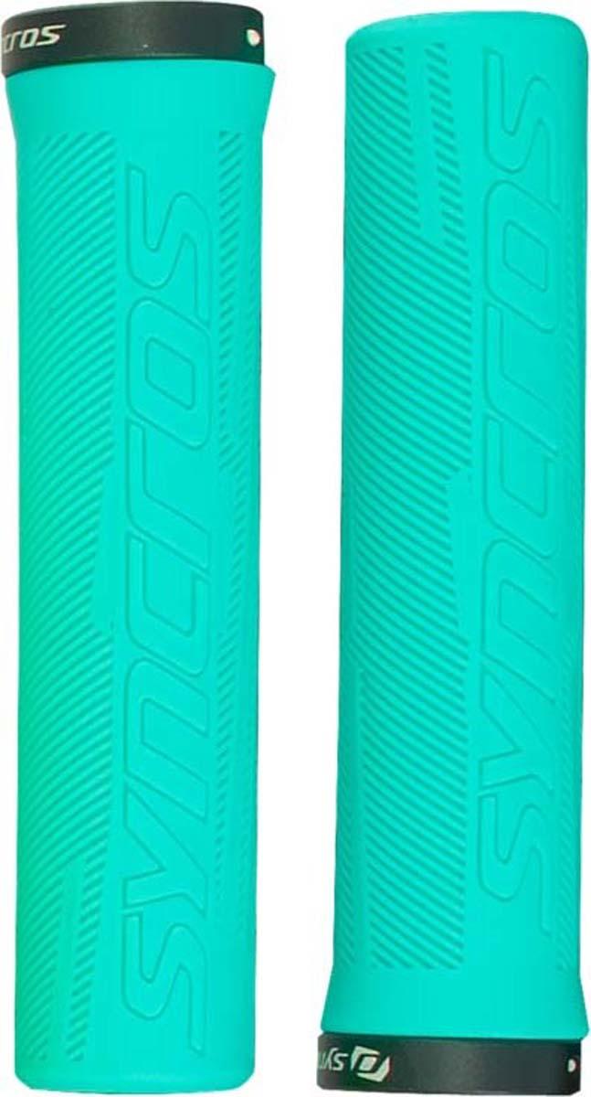 Грипсы Syncros Pro Lock-On, цвет: синий грипсы pro foam цвет черный 133 мм