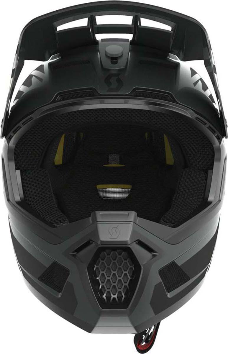 Nero PLUS - флагманский полнозащитный шлем, который идеально сочетает превосходную безопасность и отличную вентиляцию. Функции безопасности включают революционную систему защиты MIPS, улучшенную защиту от ударов в угловых ударах, безосколочный козырек и систему D-ring с большой нагрузкой. Массивные воздухозаборники на передней части шлема соединяются с глубокими каналами внутри корпуса шлема и 7 больших боковых и задних вентиляционных отверстий обеспечивают беспрецедентную вентиляцию.