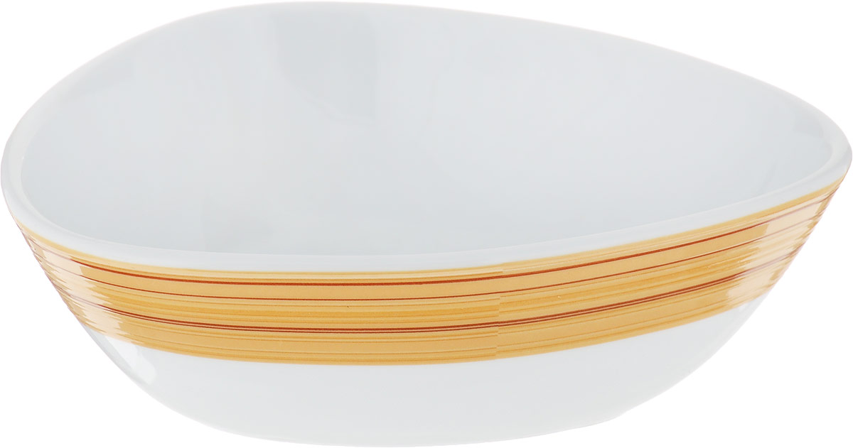 """Салатник Nuova Cer """"Муд Дерево"""" изготовлен из качественного фарфора, в состав которого входит  алюминиум (глинозем) в виде порошка.  Возможный перепад температур при эксплуатации до  200 градусов. Фарфор покрывается глазурью, что характеризует эту посуду как продукт высшего  класса.  Идеально подходит для использования в микроволновой печи и посудомоечной  машине."""