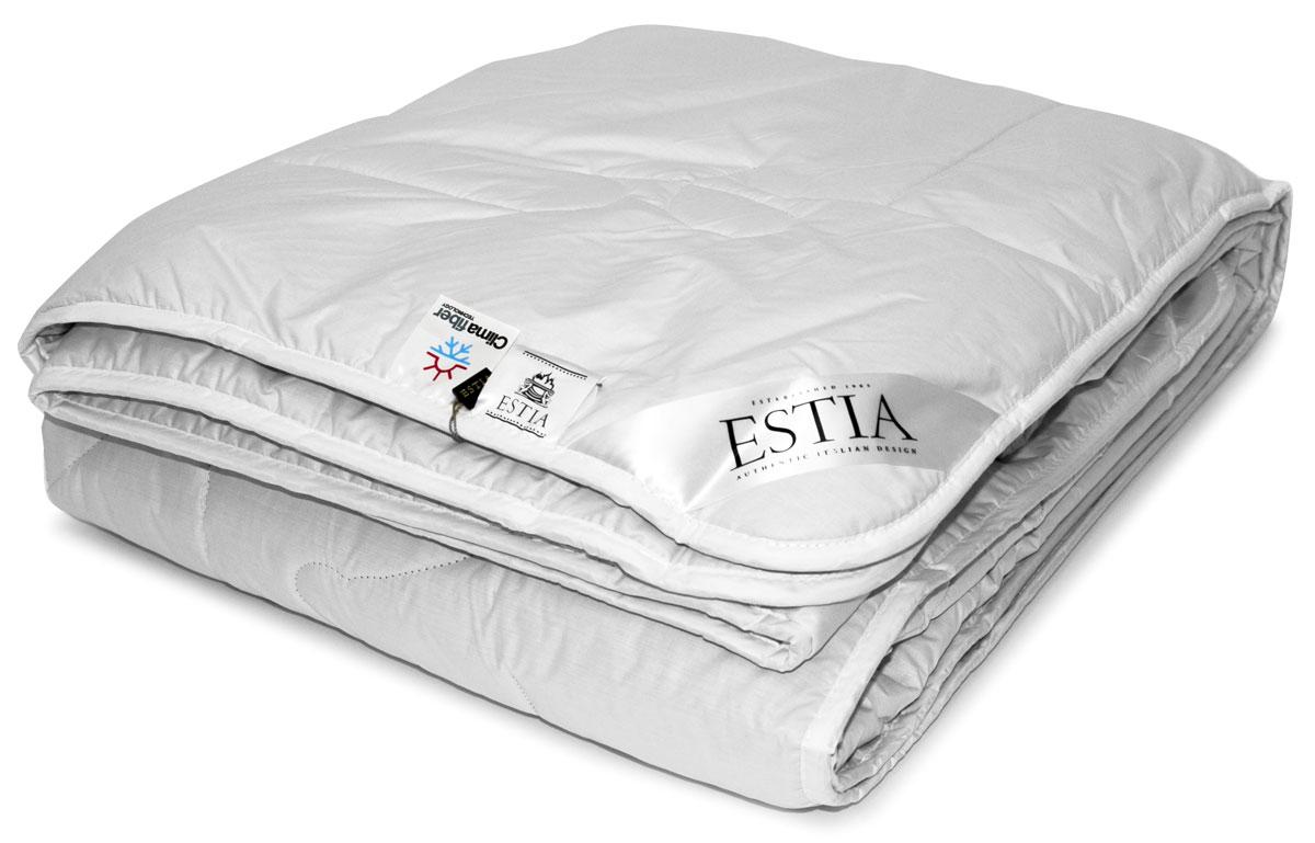 Одеяло Estia  Монте Кальво , наполнитель: верблюжий пух, климафайбер, 140 х 200 см -  Одеяла