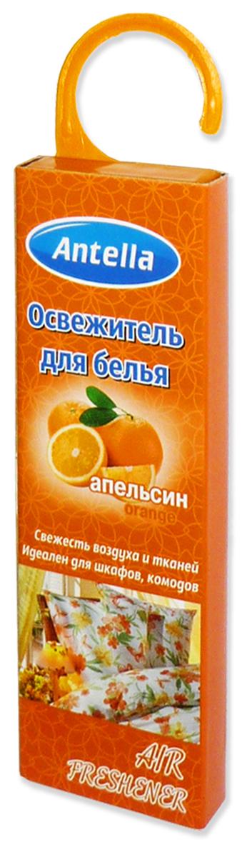 Освежитель для белья Antella Апельсин освежитель воздуха гелевый antella лимон 230 г