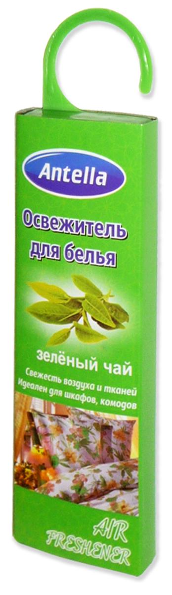 Освежитель для белья Antella Зеленый чай освежитель воздуха гелевый antella лимон 230 г