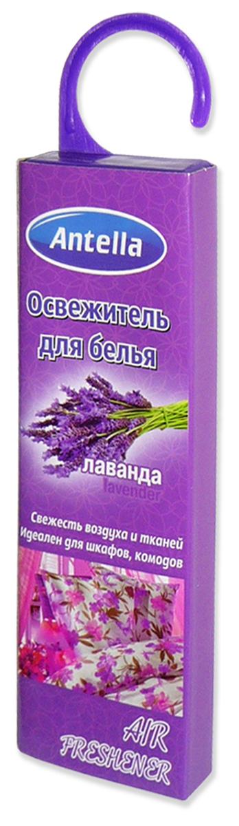 Освежитель для белья Antella Лаванда освежитель воздуха гелевый antella лимон 230 г