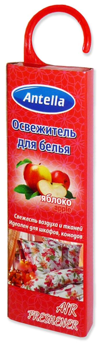 Освежитель для белья Antella Яблоко освежитель воздуха гелевый antella лимон 230 г