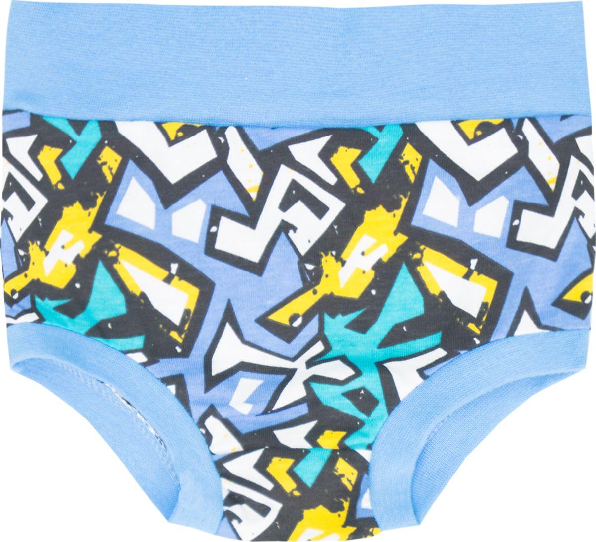 Трусы для мальчика Let's Go, цвет: голубой. 12036. Размер 68 трусы donella для мальчика цвет синий голубой