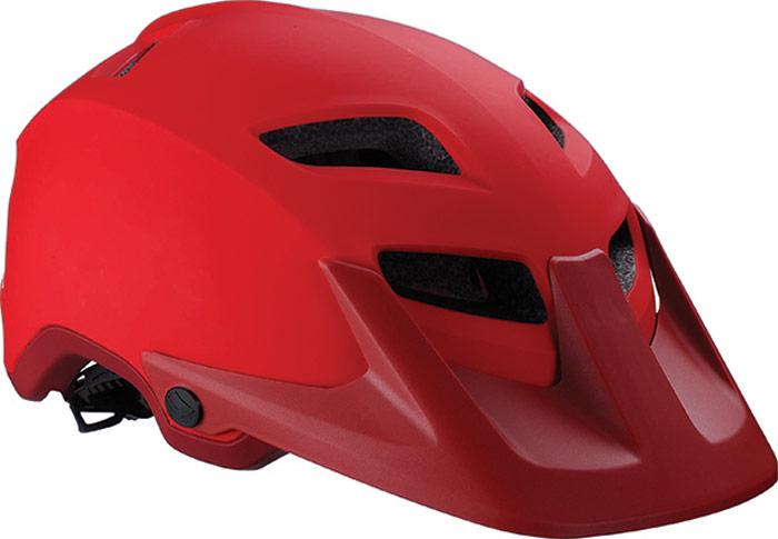 Велошлем BBB 2018 Ore, цвет: красный матовый. Размер M