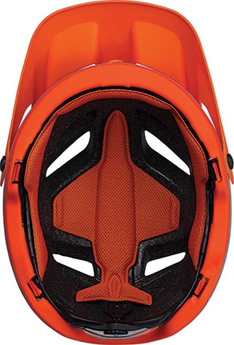 Стильный функциональный шлем с козырьком и удобной регулировкой Технические характеристики: - Легкие ремешки с регулировкой для идеально комфортной посадки. - Регулировка высоты посадки TriFit, можно отрегулировать одной рукой. - Съемные мягкие накладки с антибактериальными свойствами и возможностью стирки. - Регулируемый козырек с алюминиевым креплением. - Двойная конструкция - 12 вентиляционных отверстий