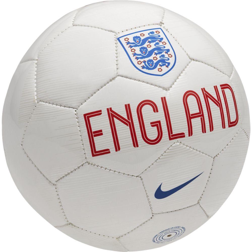 Мяч футбольный Nike Ent Nk Skls, цвет: белый. Размер 1