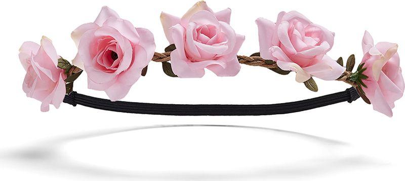Ободок для волос Nothing but Love, цвет: бледно-розовый, зеленый, светло-коричневый. 203650