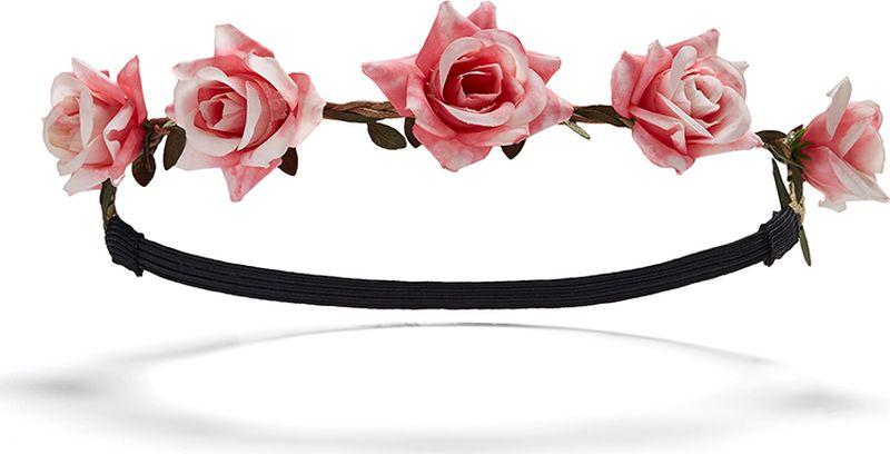 Ободок для волос Nothing but Love, цвет: бледно-розовый, коралловый, светло-коричневый. 203652
