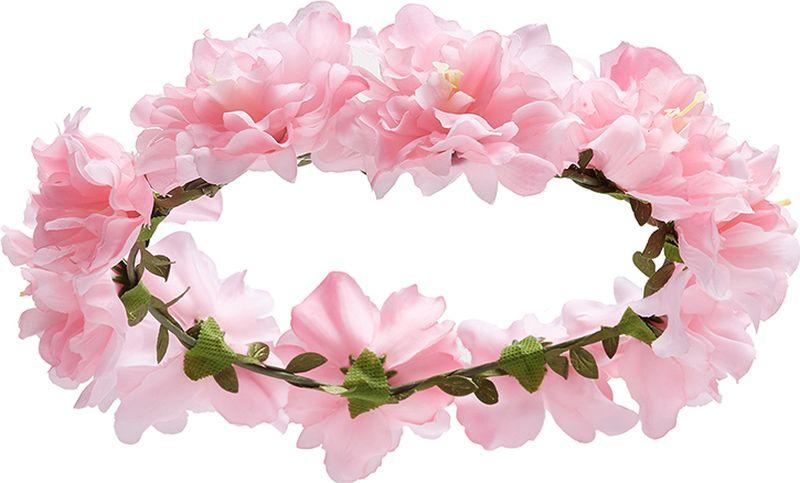 Веночек для волос Nothing but Love, цвет: розовый. 203690