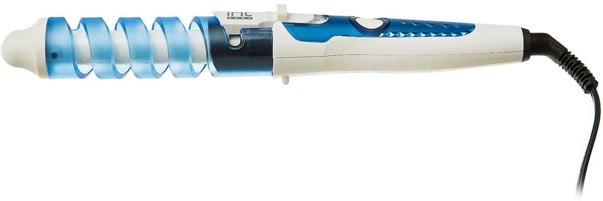 Irit IR-3127, Blue щипцы для завивки волос