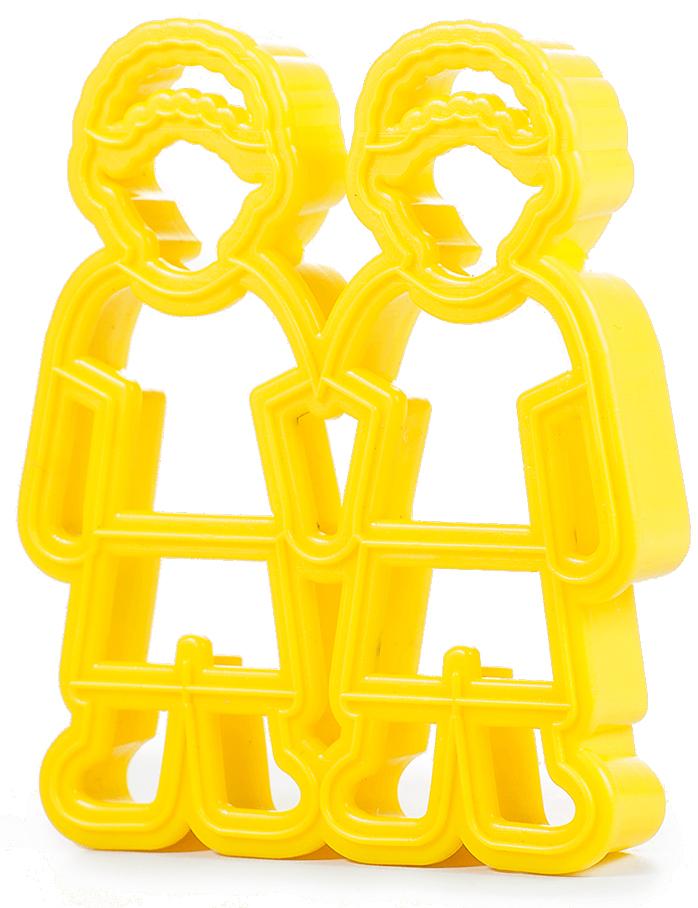 Фото - Форма для печенья и пряников Леденцовая фабрика Знаки зодиака. Близнецы конструктор знаки зодиака водолей avtoys