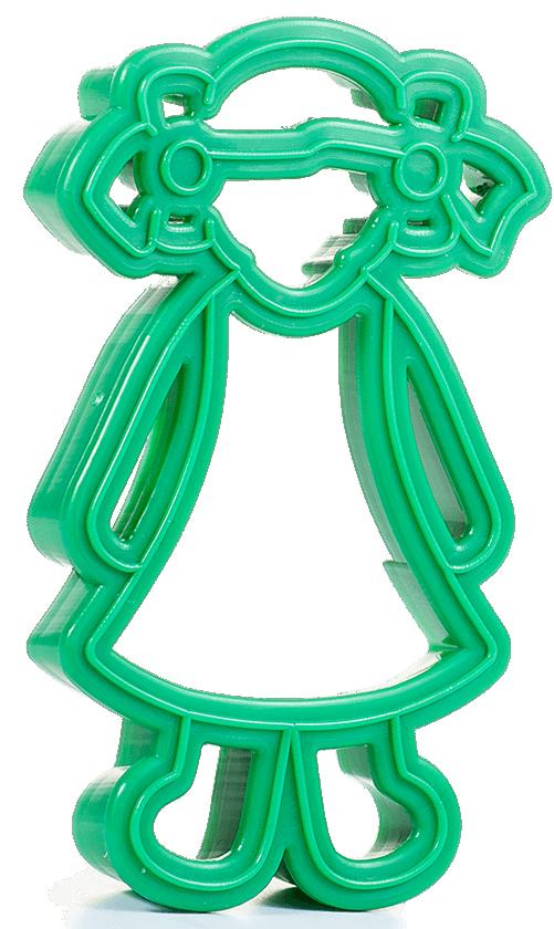Фото - Форма для печенья и пряников Леденцовая фабрика Знаки зодиака. Дева конструктор знаки зодиака водолей avtoys