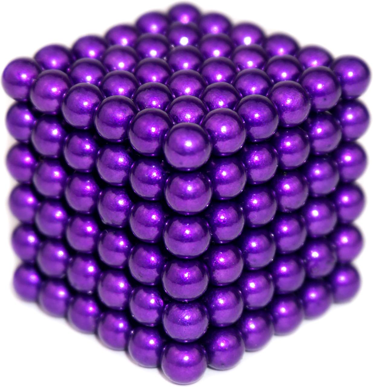 NeoCube Головоломка Альфа 216 цвет фиолетовый