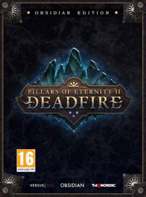 Pillars of Eternity II - Deadfire. Издание Obsidian