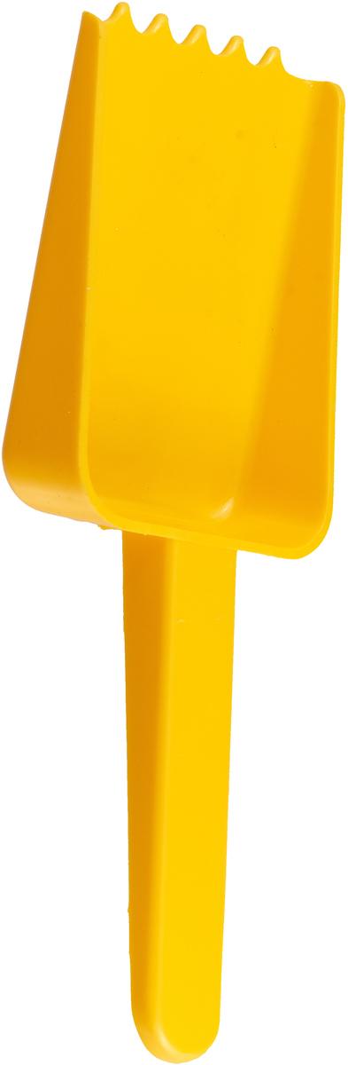 Пластмастер Совок детский цвет желтый бинокль детский coghlan s цвет желтый черный 4х30