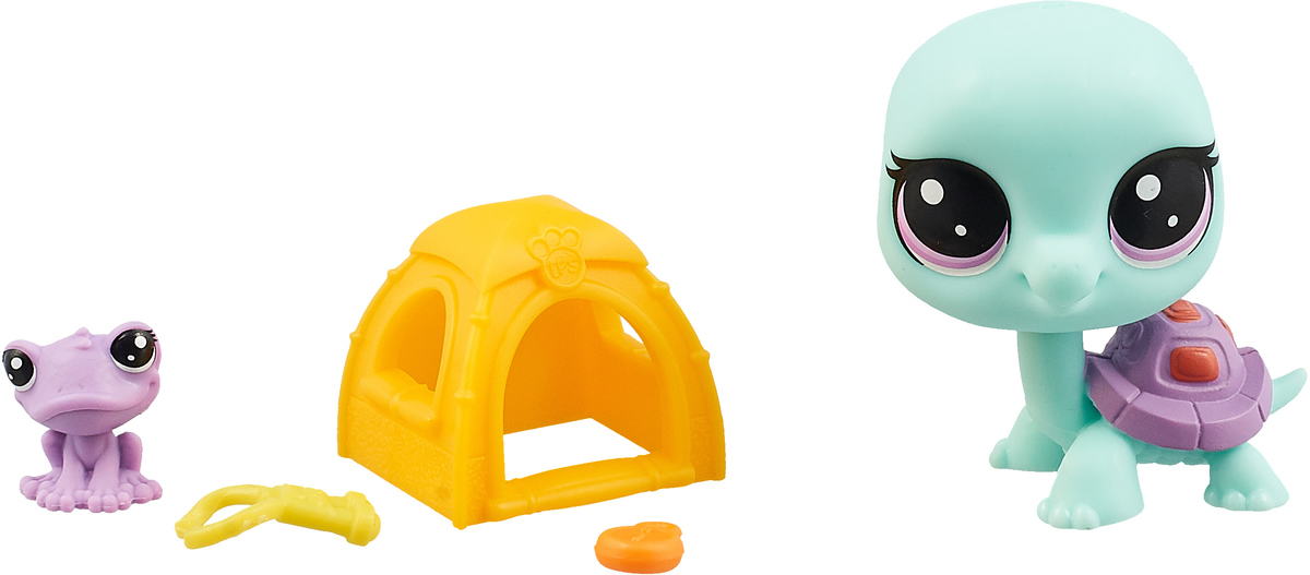 Littlest Pet Shop Набор фигурок В9358_Е0463 hochitech excellent ccfl angel eyes kit ultra bright headlight illumination for hyundai veracruz ix55 2007 to 2012