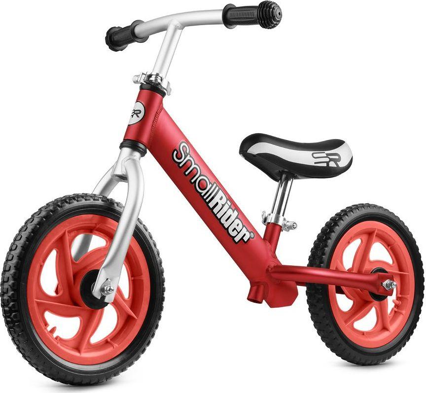 Small Rider Беговел детский Sport Victory Nutrition Foot Racer EVA цвет красный - Беговелы