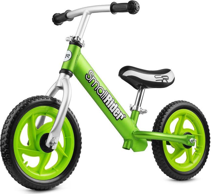 Small Rider Беговел детский Sport Victory Nutrition Foot Racer EVA цвет зеленый - Беговелы