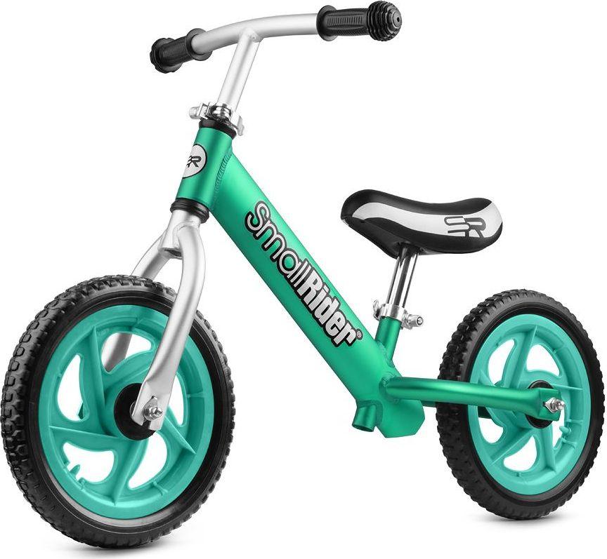 Small Rider Беговел детский Sport Victory Nutrition Foot Racer EVA цвет аква - Беговелы