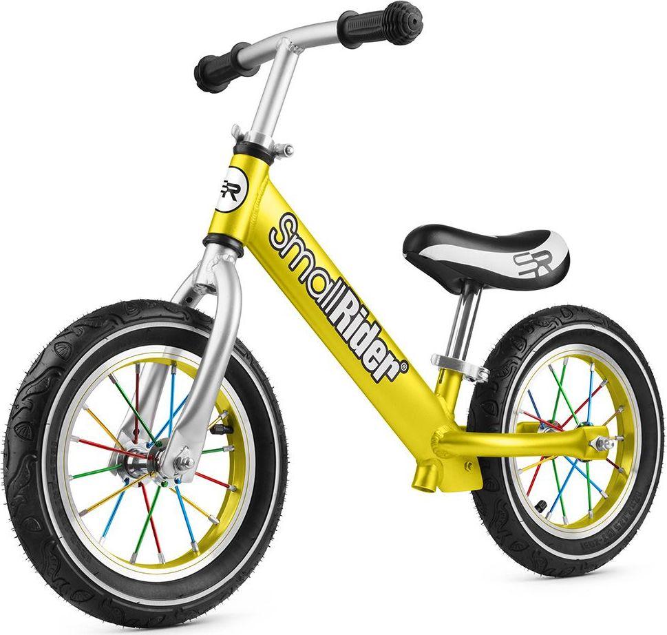 Small Rider Беговел детский Sport Victory Nutrition Foot Racer Air цвет золотистый - Беговелы