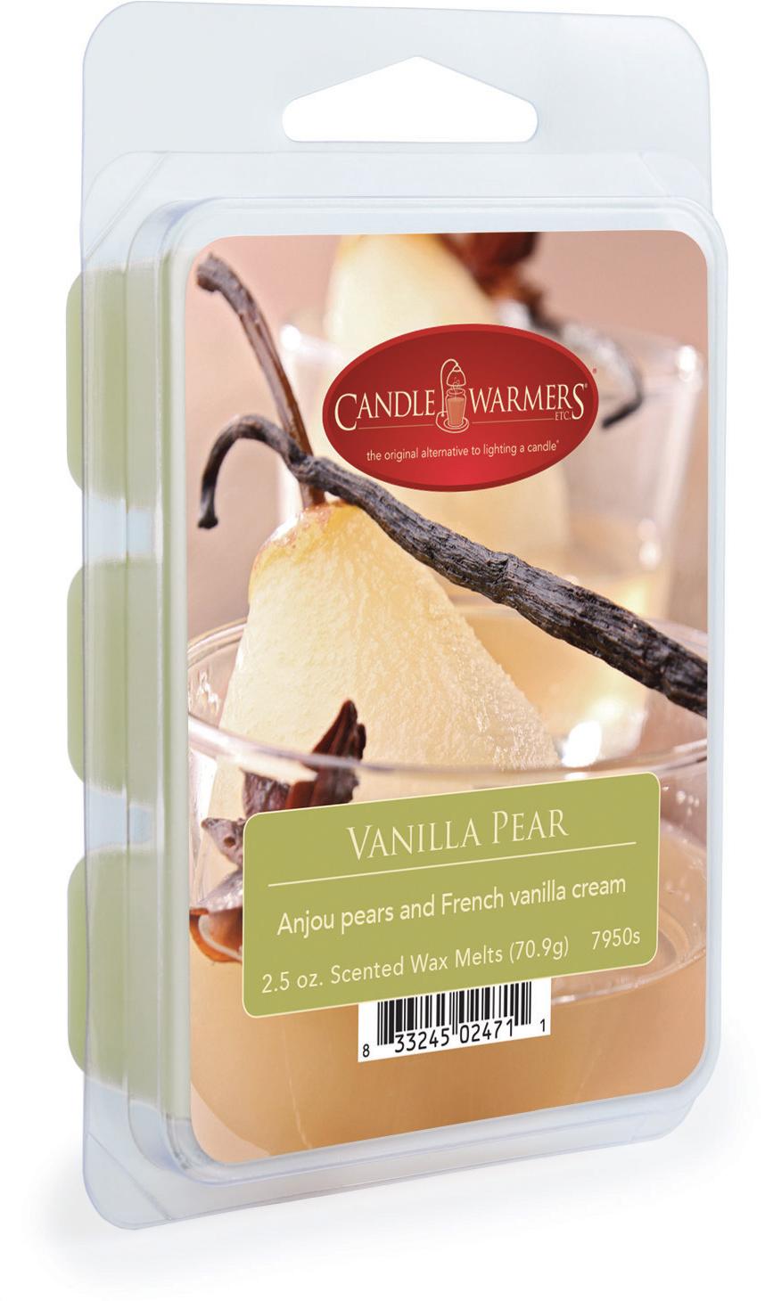 Воск ароматический Candle Warmers Ванильный боб / Vanilla Bean, цвет: бежевый, 75 г7885sВоск Candle Warmers.Мы черпаем вдохновение из нашей любви к дому, разнообразию, красоте и простоте.Откройте контейнер отломите кубик воска и положите его в емкость для нагрева.Для интенсивности аромата регулируйте количество кубиков.Теплый, чистый аромат стручков ванили.Время горения 30 часов.