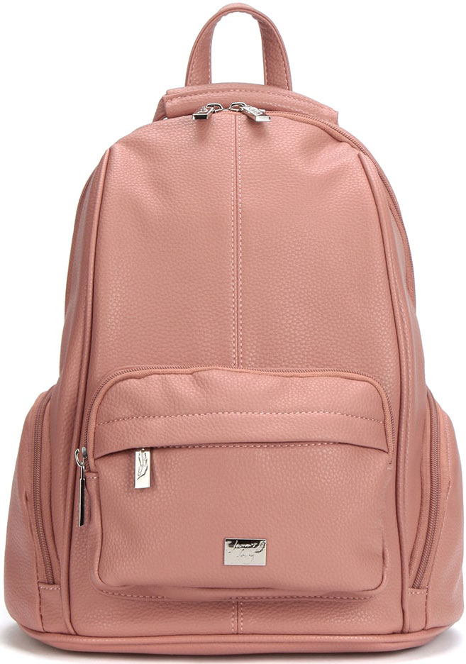 Рюкзак женский Jane's Story, цвет: розовый. GYX-8036-85