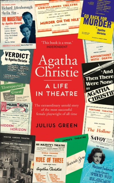 Agatha Christie: A Life in Theatre: Curtain Up купить