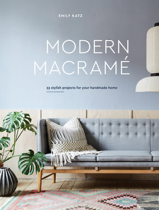 Modern Macrame the art of emily the strange