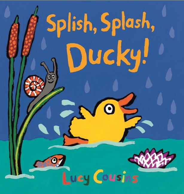 Splish, Splash, Ducky! cheer