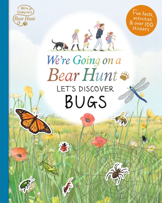 We're Going on a Bear Hunt: Let's Discover Bugs toys galore