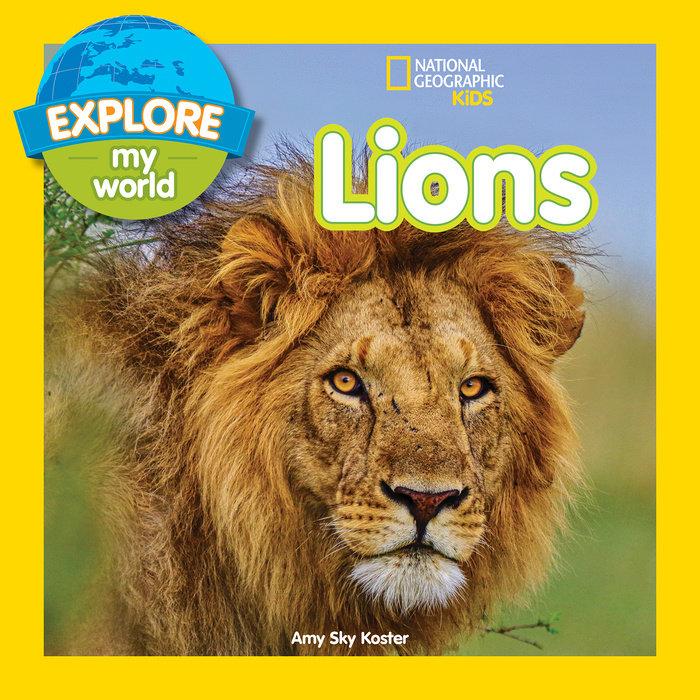 Explore My World: Lions esbaum jill explore my world nighttime