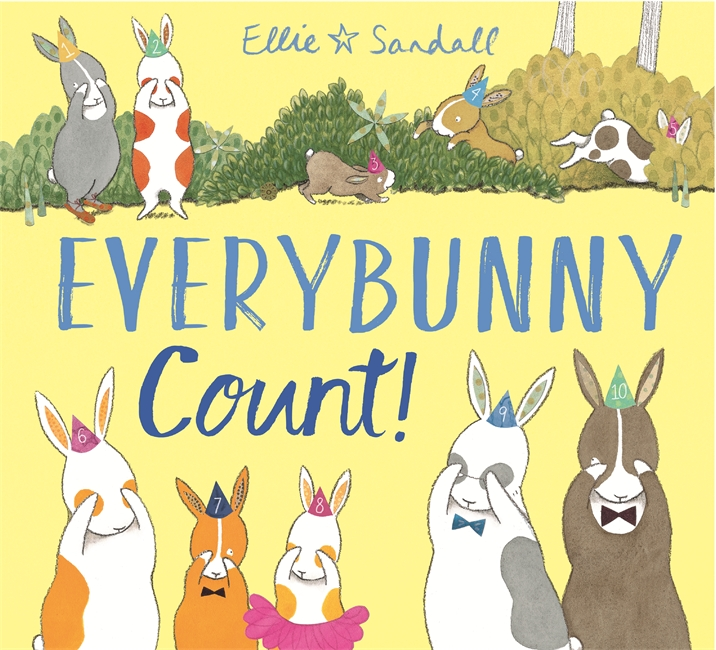 Everybunny Count toys galore