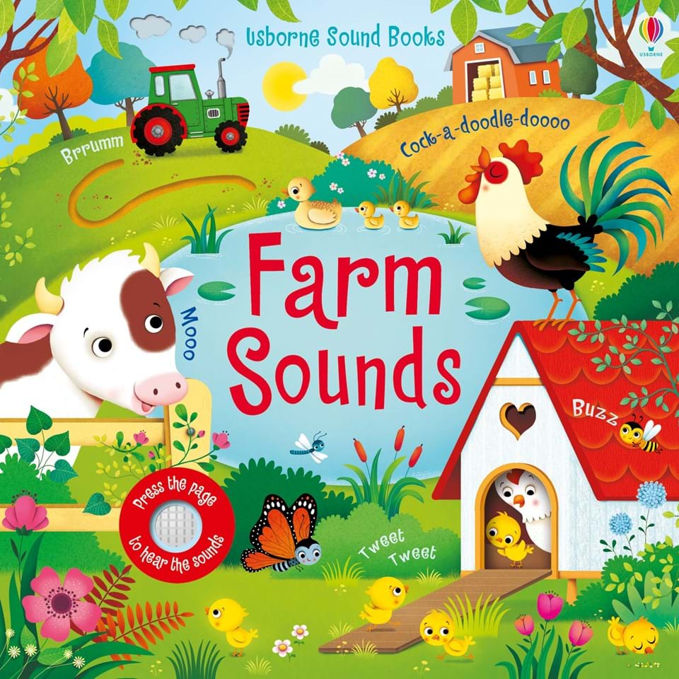 Farm sounds farmyard tales the silly sheepdog