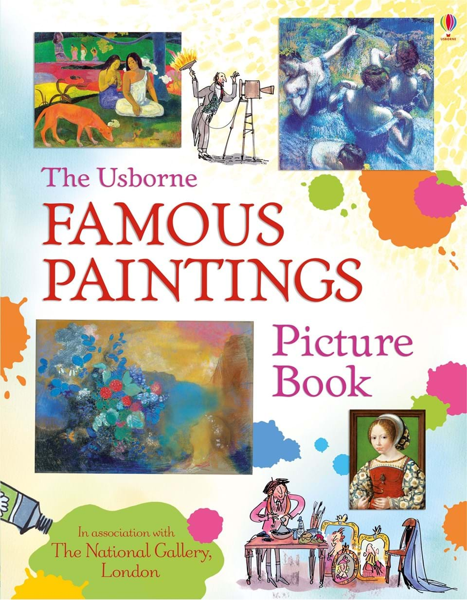 Famous Paintings: Picture Book art picture book