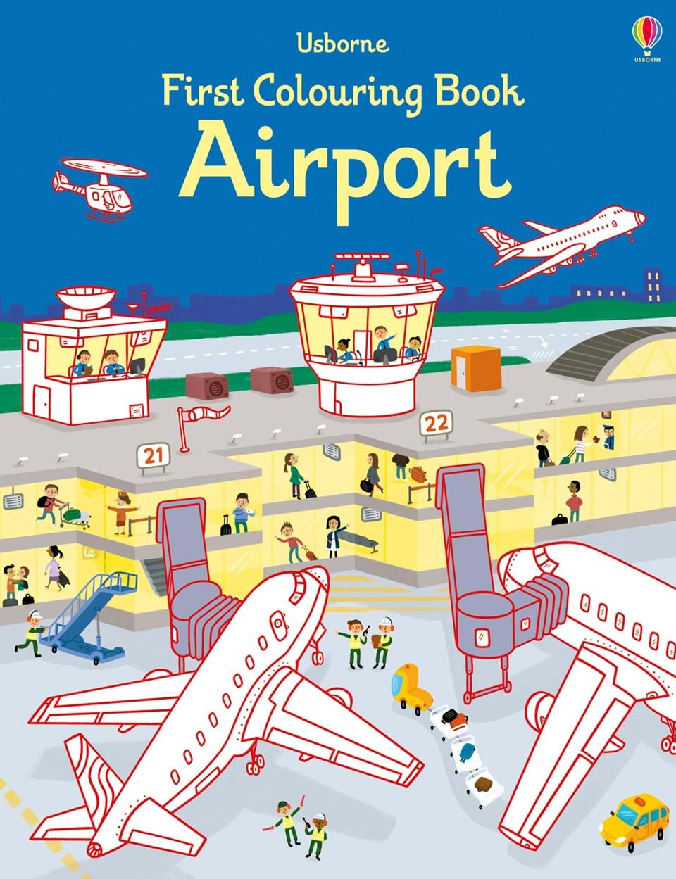 Airport enhancing the tourist industry through light