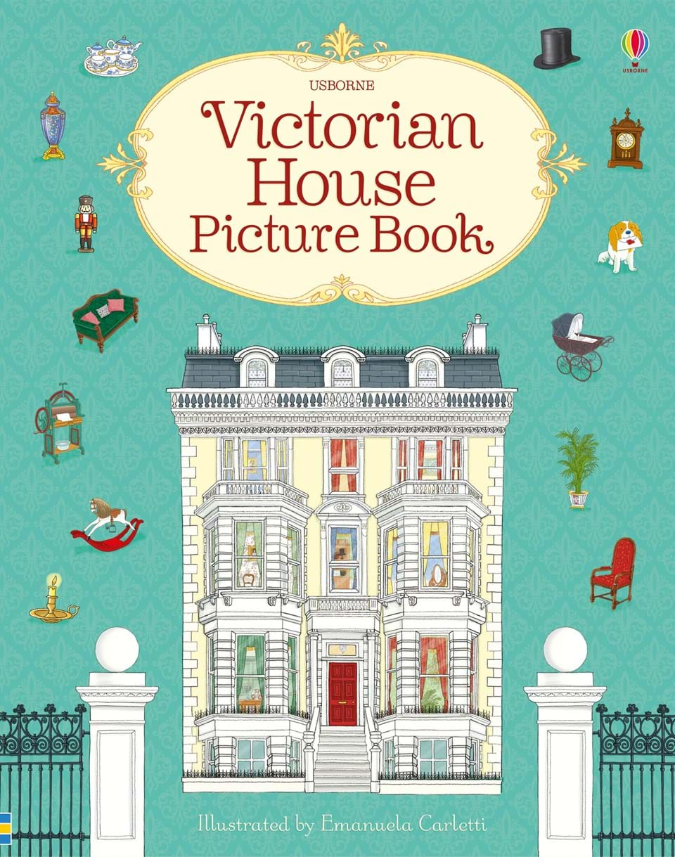 Victorian house picture book a decision support tool for library book inventory management